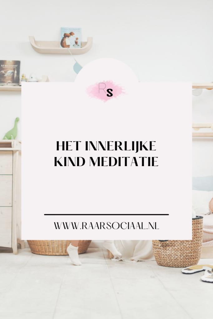 het innerlijke kind meditatie