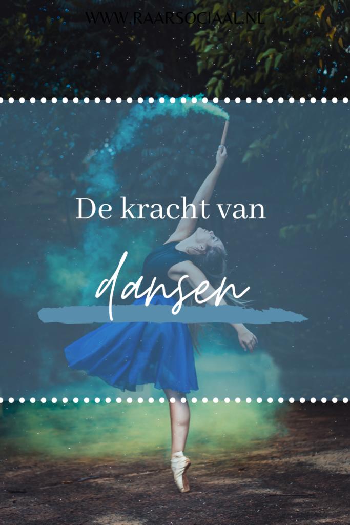 de kracht van dansen