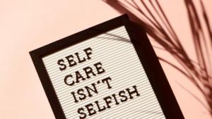 zelfzorgtips voor een offday