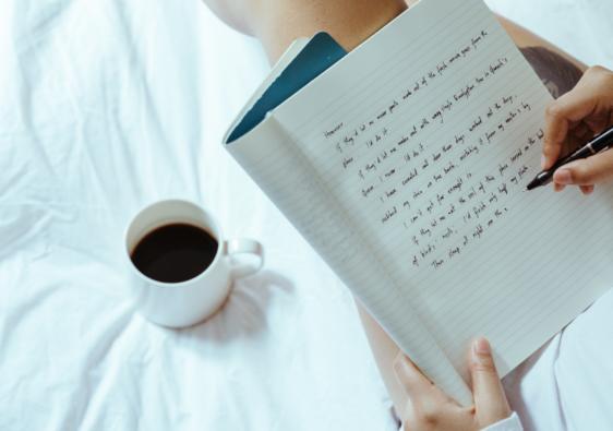hoe begin je een dagboek en schrijf je elke dag